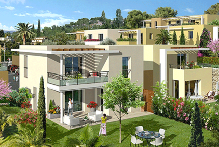 lancement commercial programme immobilier cagnes mer groupe gambetta