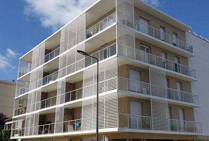 balcons mirabeau programme immobilier neuf tours